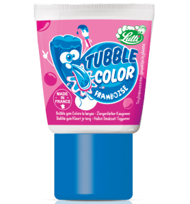 Tubble gum goût framboise