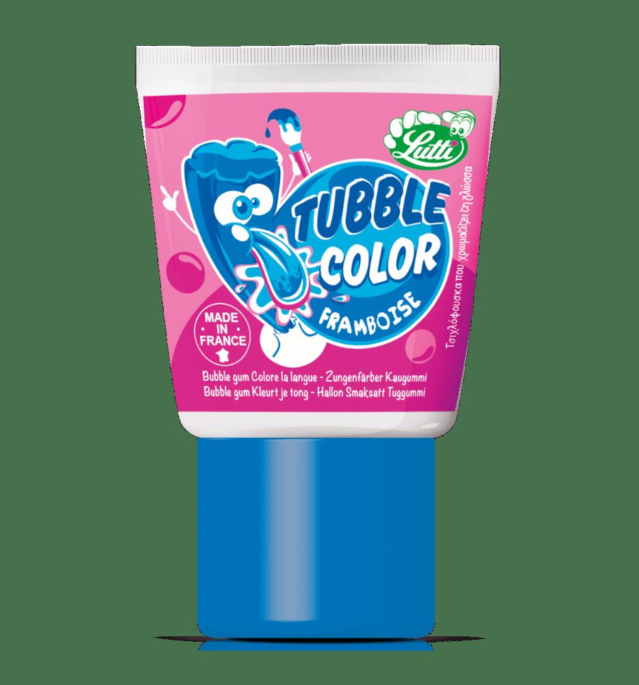 Tubble gum goût framboise - Candy Kids