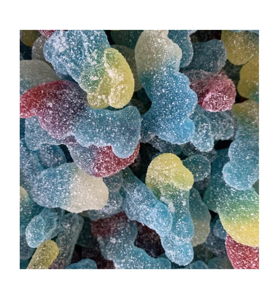 Haribo schtroumpf pik - Candy Kids