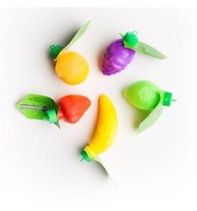 Fruits à la poudre x5