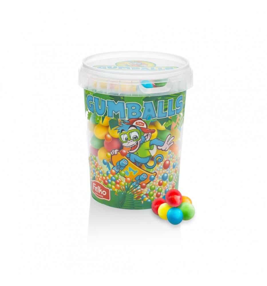 Pot de chewing-gum - Candy Kids