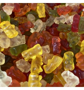 L'ours d'or Haribo 100g