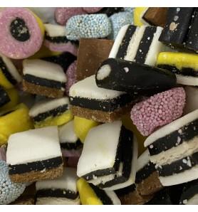 Bonbons Anglais à la réglisse - Candy Kids