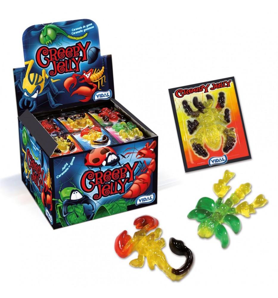 Creepy Jelly - Candy Kids
