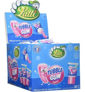 Tubble gum tutti - Candy Kids