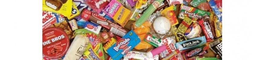 Bonbons Emballés