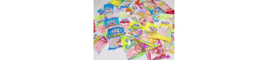 Paquets de bonbons